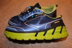 Hoka One One Conquest Lateral View two
