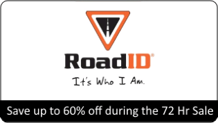 Road ID 72 Hour Sale