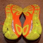 Saucony Triumph ISO Heel Sole