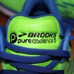 Brooks Purecadence 5 tongue