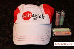 SaltStick HeadSweat Hat Front
