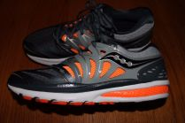 Saucony Hurricane ISO 2 medial view
