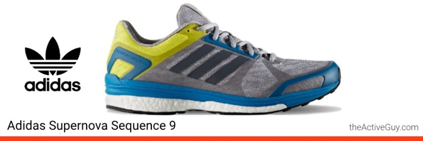 outlet store 8831d 6a380 Adidas Supernova Sequence 9 Shoe Review