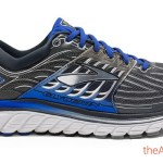 Brooks Glycerin 14 Mens - Silver and Blue