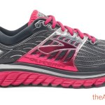 Brooks Glycerin 14 Womens - Grey and Pink