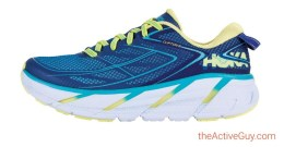 Hoka One One Clifton 3 Blue Lime