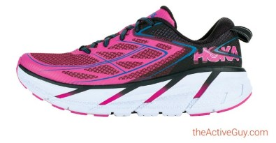 Hoka One One Clifton 3 Pink