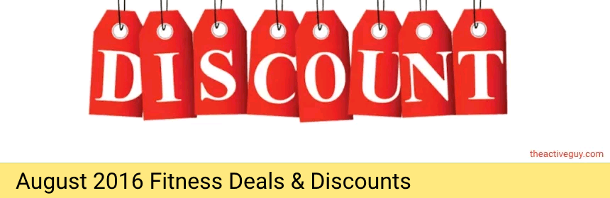 August 2016 Deals and Discounts