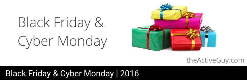 2016 Black Friday and Cyber Monday