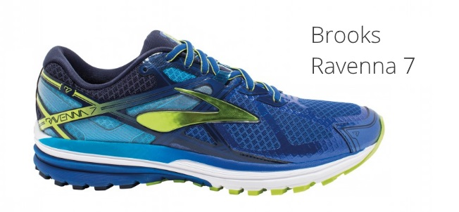 dafa9404e95d5 Brooks Ravenna 7 Shoe Review