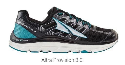 Altra Provision 3.0