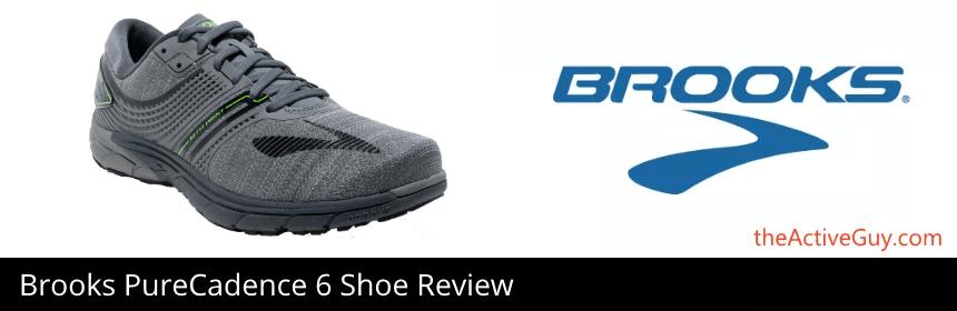 15151e68fba Brooks PureCadence 6 Shoe Review