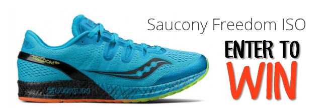 Saucony Freedom ISO