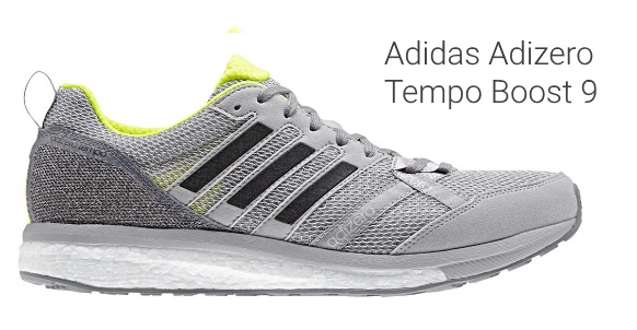 Adidas Adizero Tempo 9 Boost Running Shoe | The Active Guy