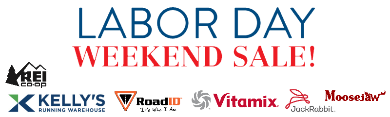 Labor Day Running Sale