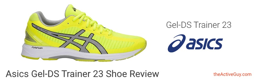 online store e01bc a38ec Asics Gel-DS Trainer 23 Shoe Review | The Active Guy