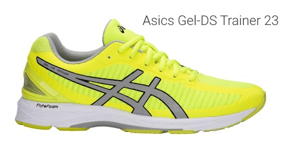 Asics Gel-DS Trainer 23 Shoe Review | The Active Guy