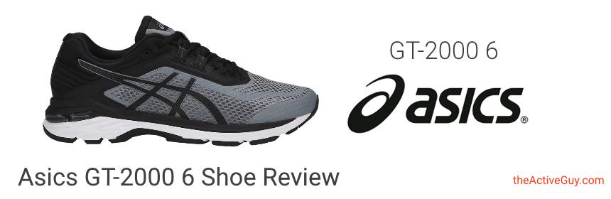 68ac98631 Asics GT-2000 6 Shoe Review