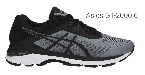 Asics GT 2000 6 Shoe Review | The Active Guy