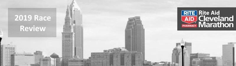2019 Cleveland Marathon Race Review
