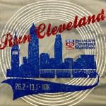 2019 Cleveland Marathon Shirt