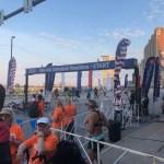 2019 Cleveland Marathon Starting Line
