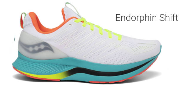 Saucony Endorphin Shift