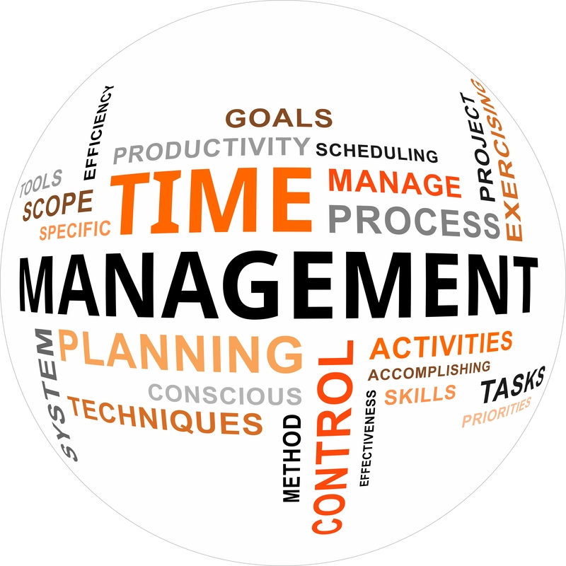 some effective time management