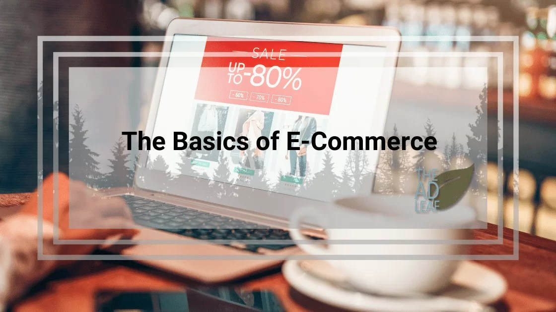 e-commerce basics