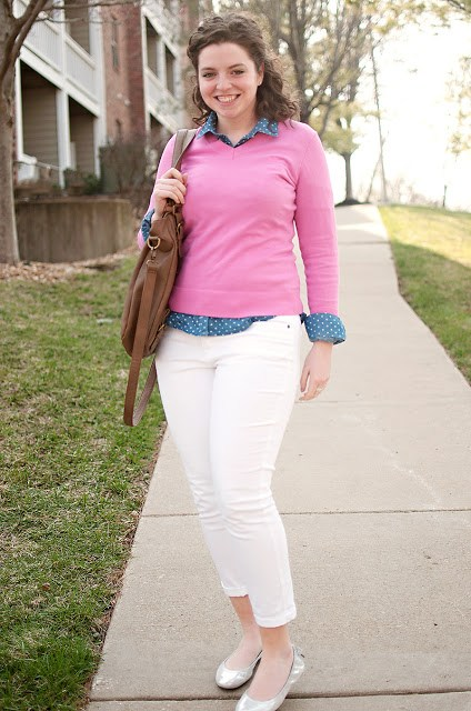 Spring Chambray Outfit