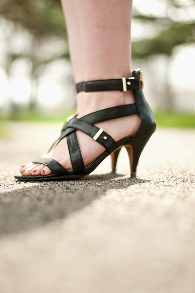 Vince Camuto Strappy Heels