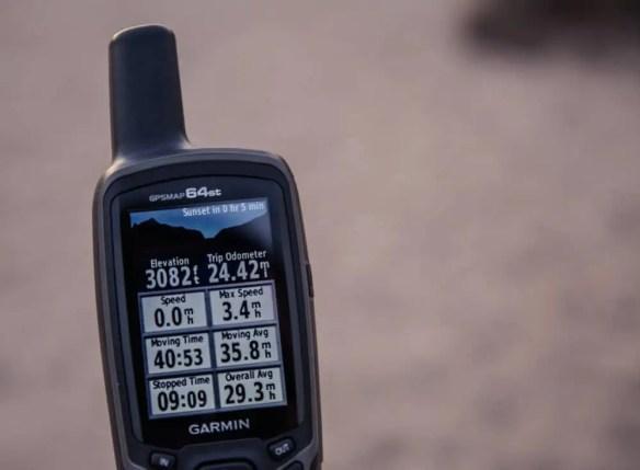 best handheld gps device