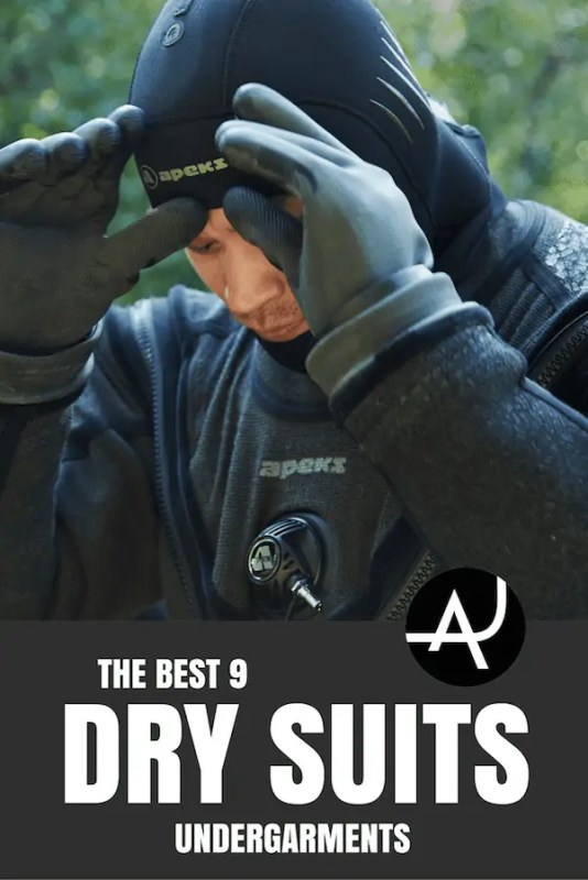 best undergarment for diving dry suit