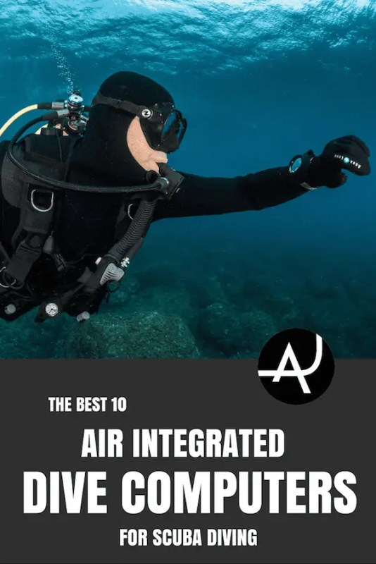 Top 10 Best Air Integrated Dive Computers