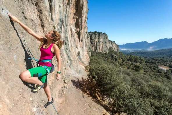 best shorts to wear for climbing