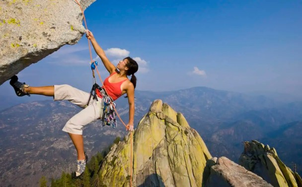 ideal quickdraws for rock climbing