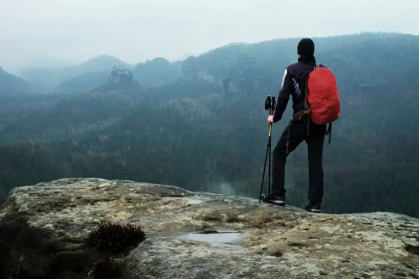 best hiking pants for the rain