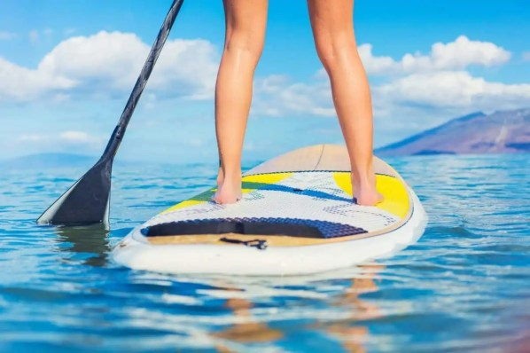 ideal stand up paddle board