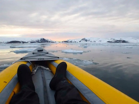 best shoes for kayaking
