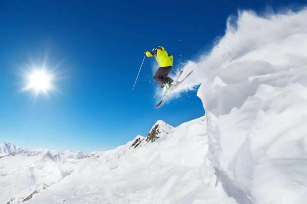 best rack for skiing