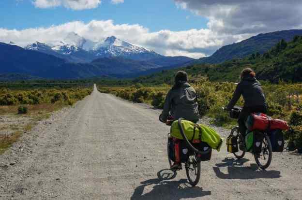 How to choose a touring bike