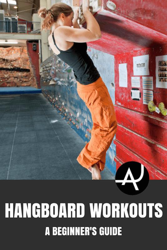 Hangboard Workout