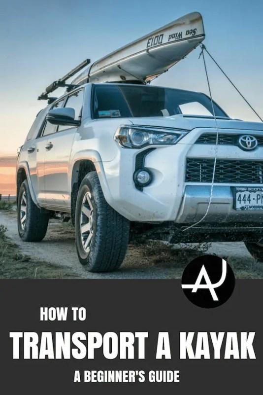 How to Transport a Kayak