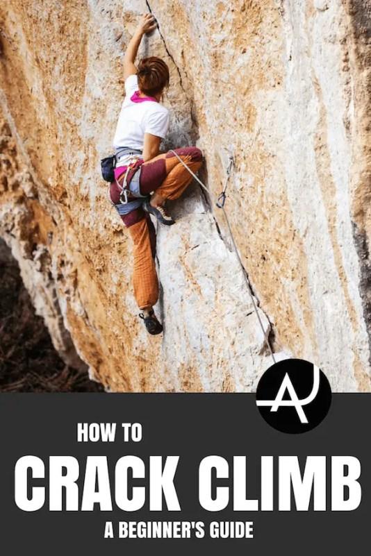 How to Crack Climb