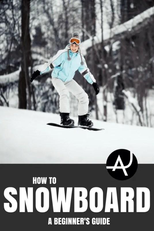 10 Beginner Snowboard Skills - First Day Riding - YouTube