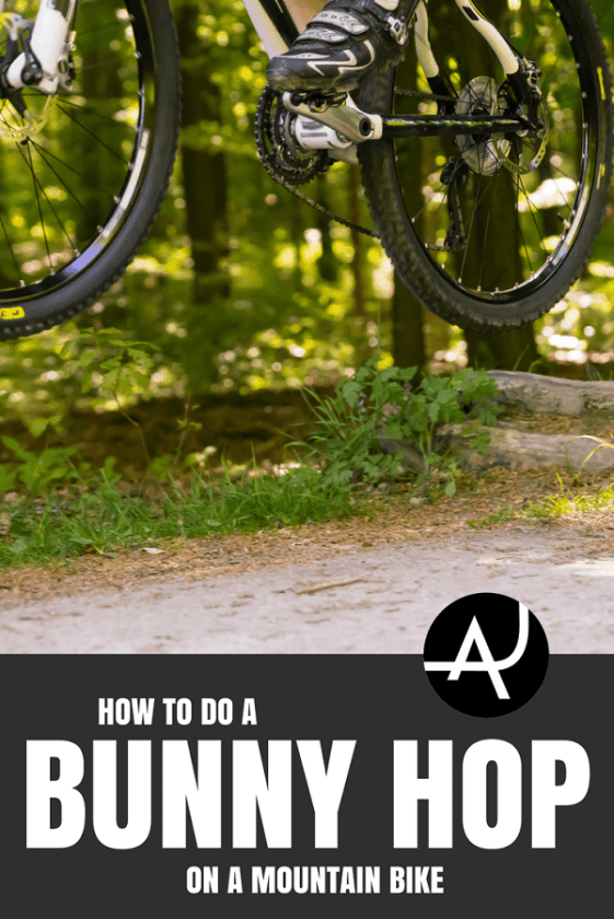 How to Bunny Hop a Mountain Bike