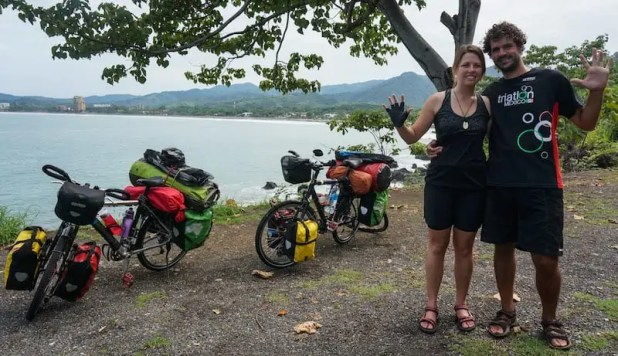 Travel Budget of Bicycle Touring in Costa Rica