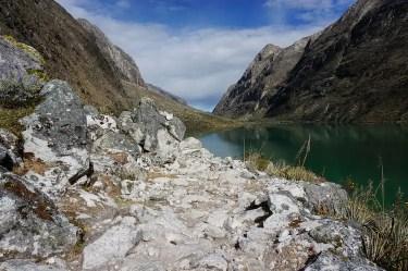 Cutting Through Peru's Cordillera Blanca: Hiking The Santa Cruz