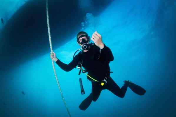 how to prevent decompression sickness