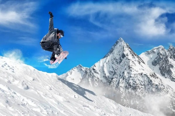 duration of snowboard and ski